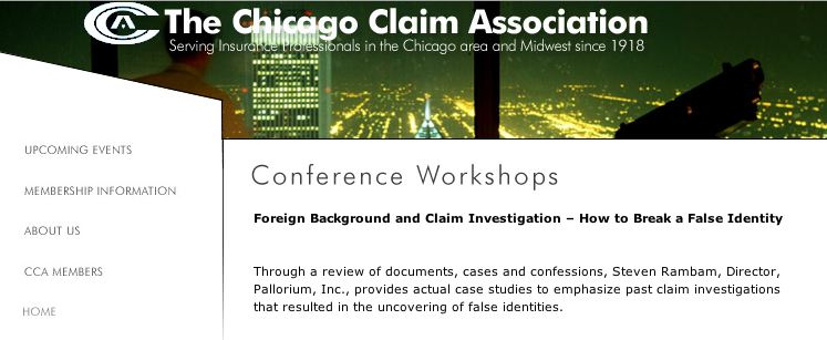 article conferences claims